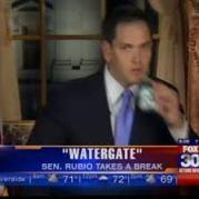 Marco Rubio drink