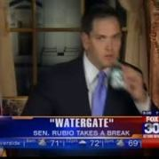 Marco Rubio drink